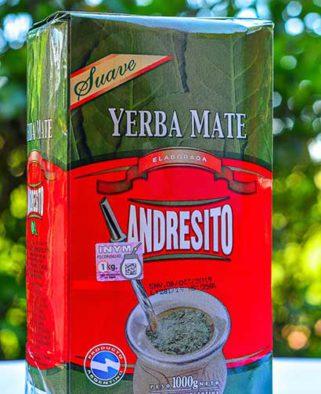 Yerba Andresito Suave 1 kg
