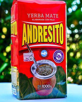Yerba Andresito Tradicional 1 kg